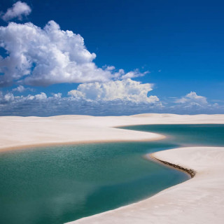 Meet the Lençóis Maranhenses and the Route of Emotions